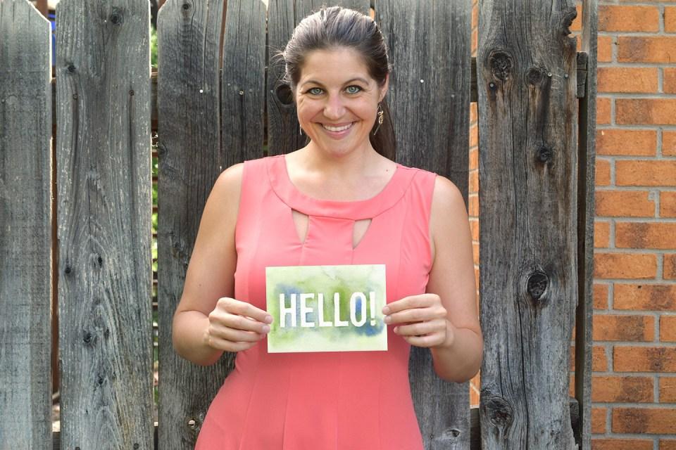 Hi, I'm Lindsey! | The Postman's Knock