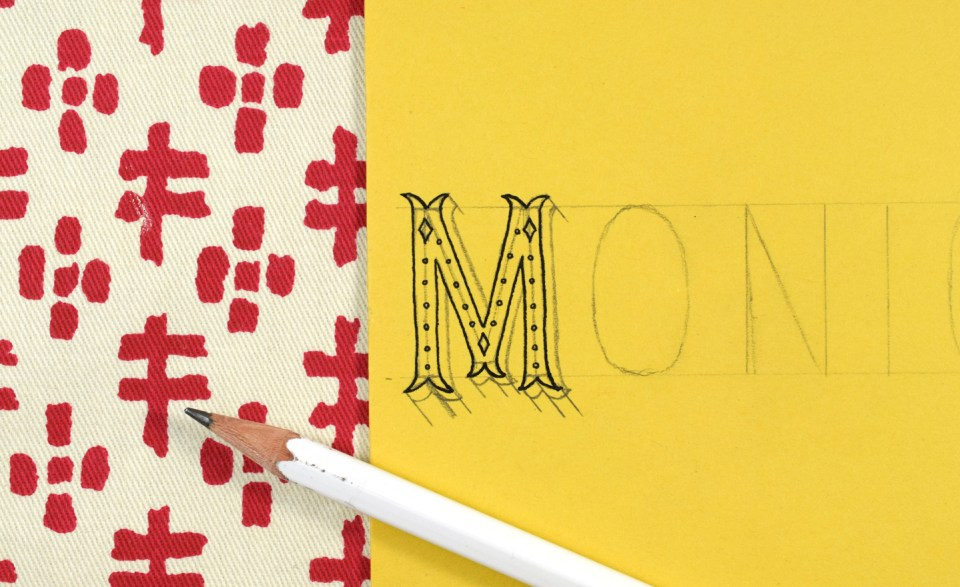 """""""Circus Lettering"""" Tutorial 