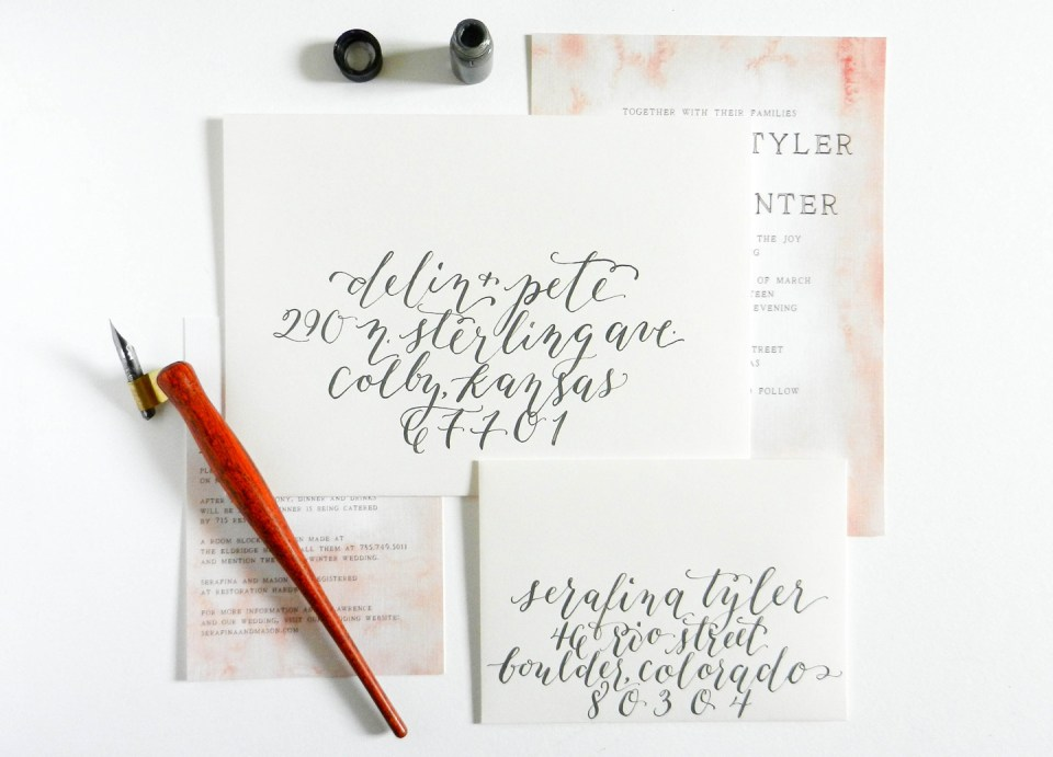 How to Know If You're Ready to Sell Your Calligraphy Services | The Postman's Knock