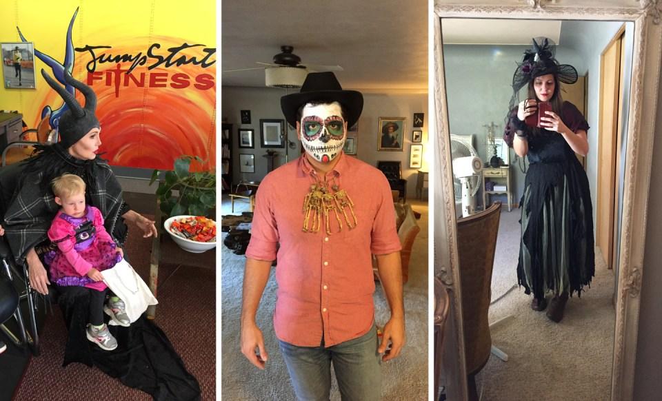 Halloween Costumes 2017 | The Postman's Knock