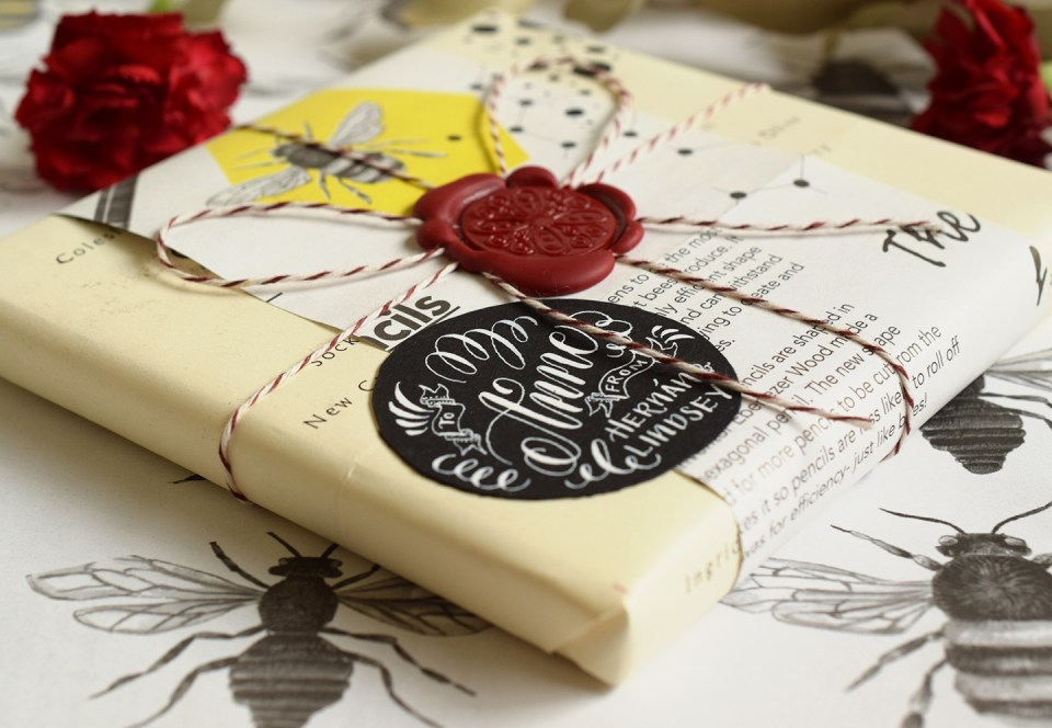 How to Wrap a Gift with Artistic Flair | The Postman's Knock