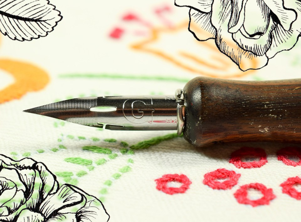 Calligraphy Nib | The Postman's Knock