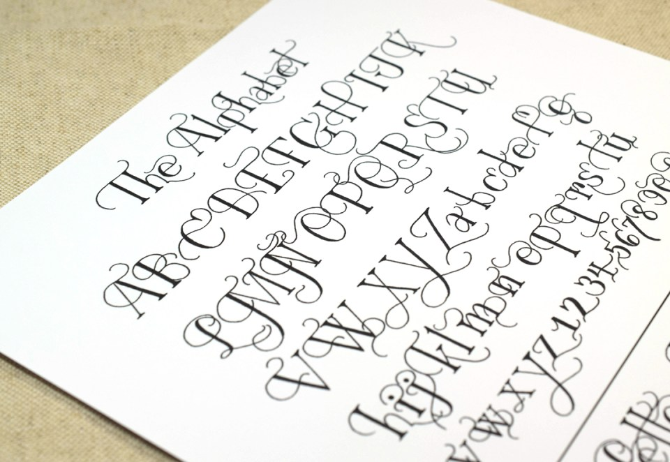 Lasso Lettering
