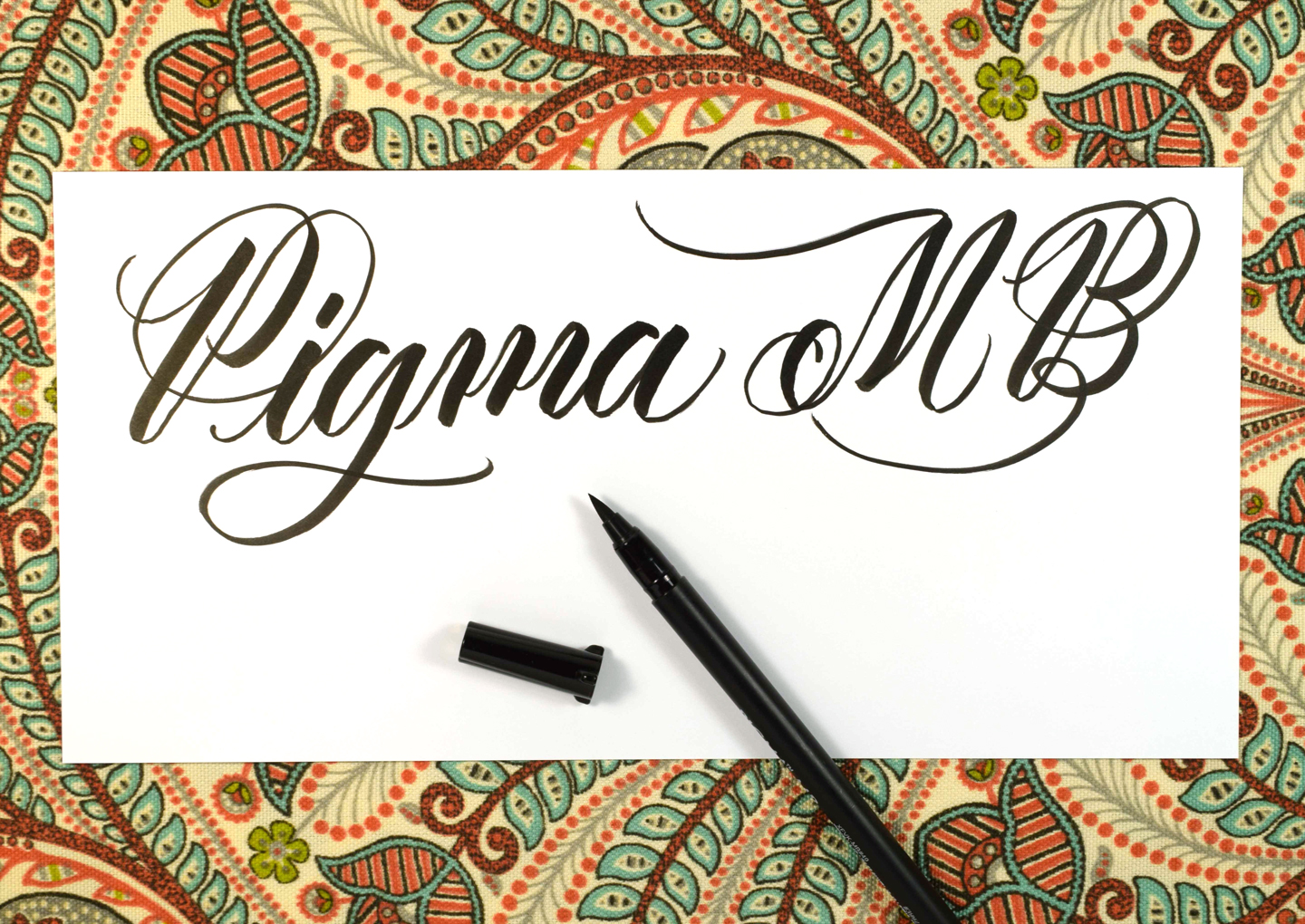Six Amazing Brush Pens for Beginners   The Postman's Knock