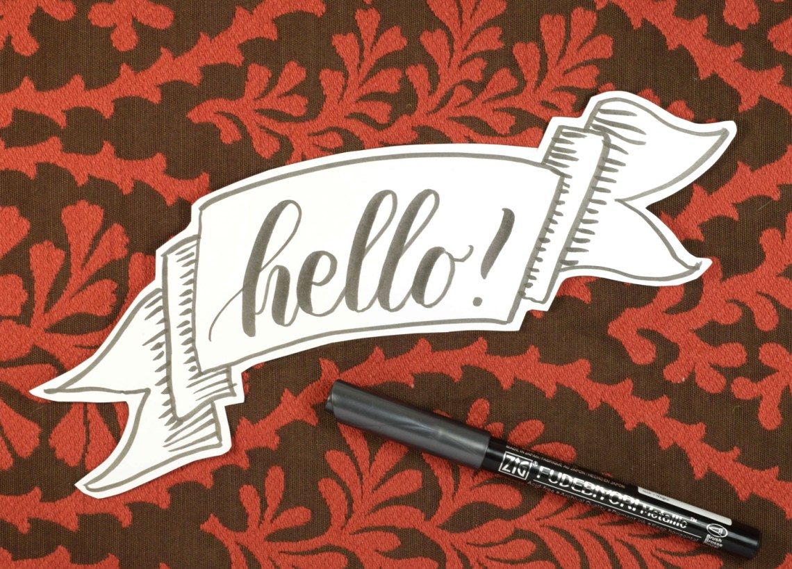 Six Amazing Brush Pens for Beginners | The Postman's Knock