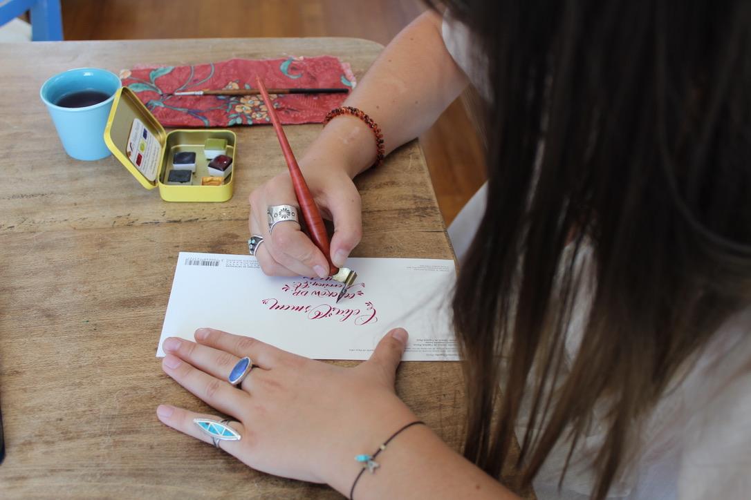 Writing from Paris