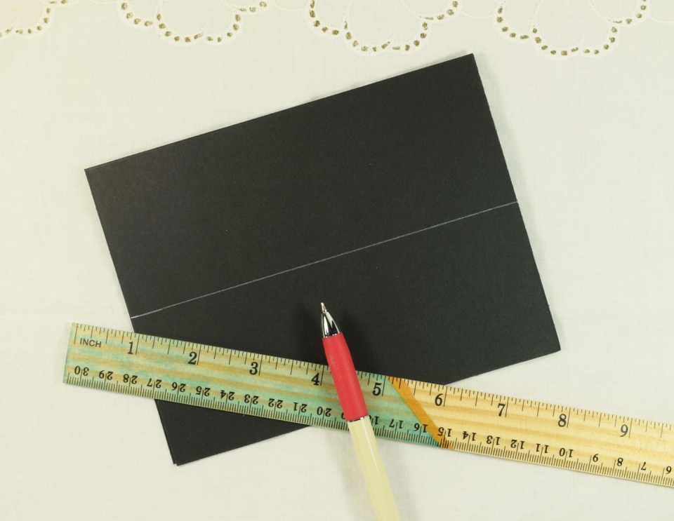 Simple Starry Birthday Card Tutorial