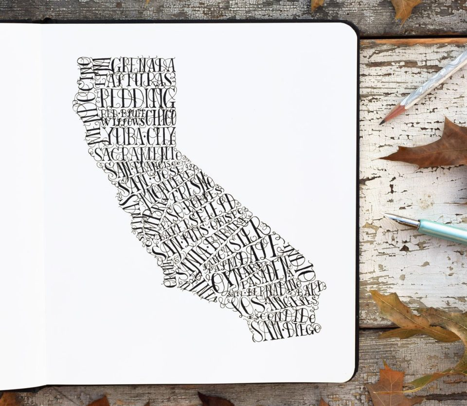 California State Artwork