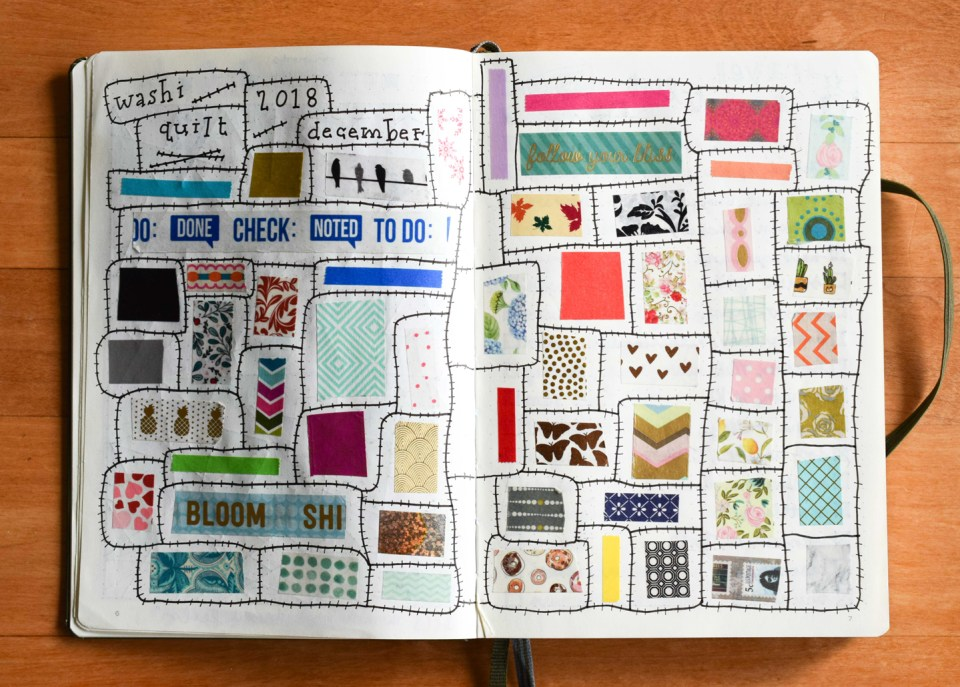 Snooping Inside a Bullet Journal - Ideas + Examples