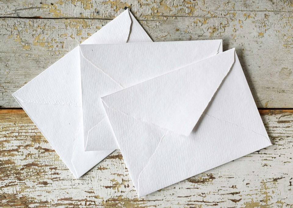 Indian Cotton Paper Co. Envelopes