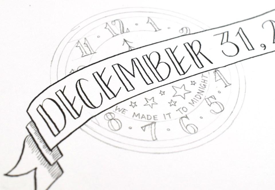 Drawing a Clock