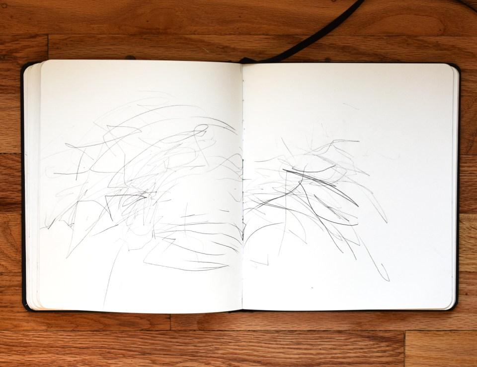 Sharing My Sketchbook So Far