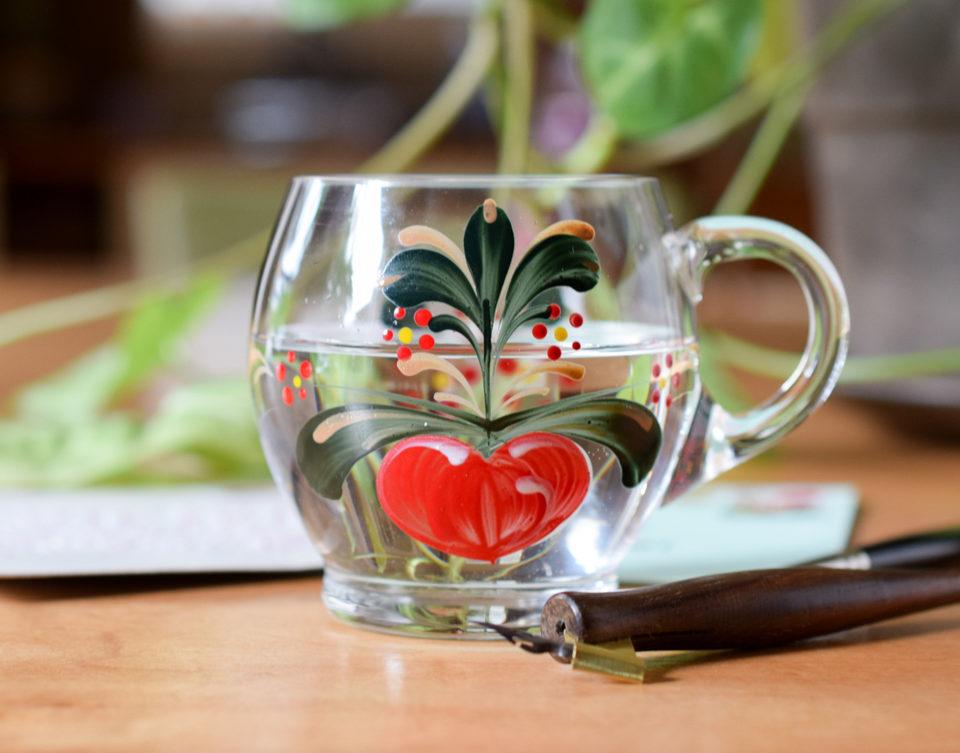 Art Water Cup