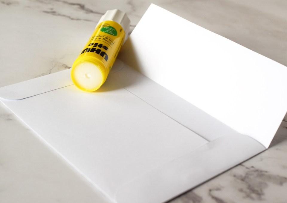Gluing envelopes together