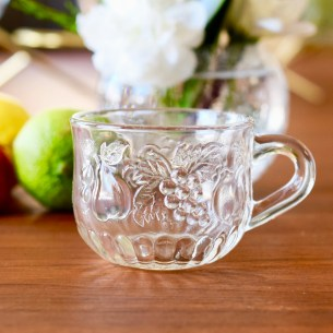 """This """"fruitful"""" art water cup is a festive and fun vessel to keep your art water in!"""