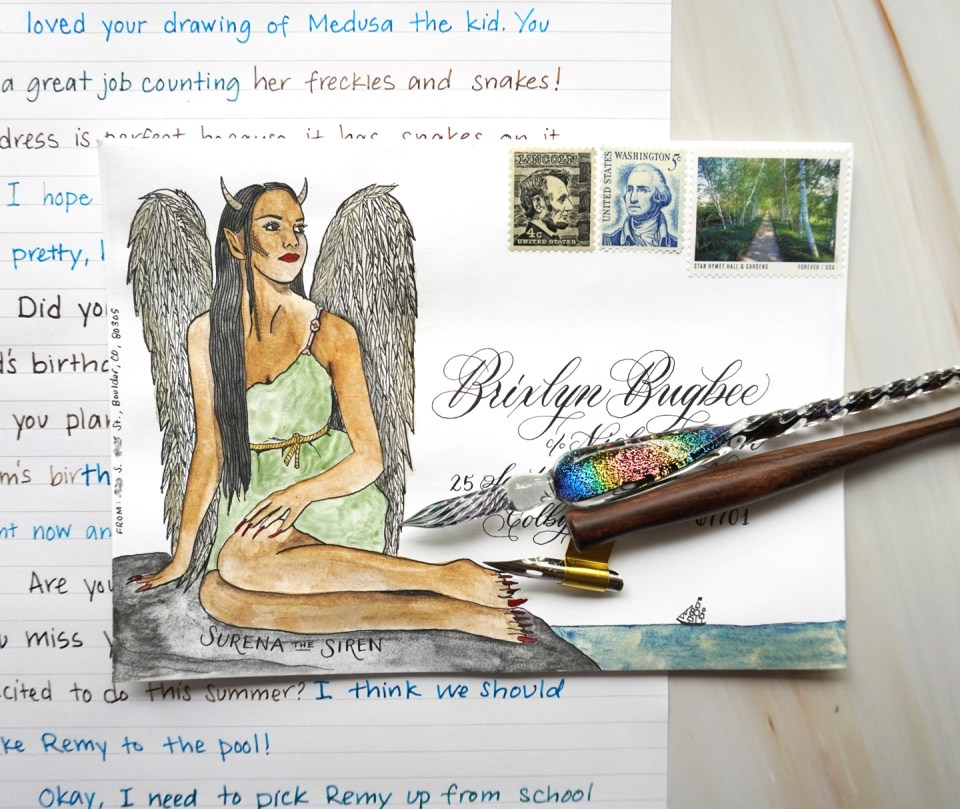 How to Write Engaging Letters to Kids