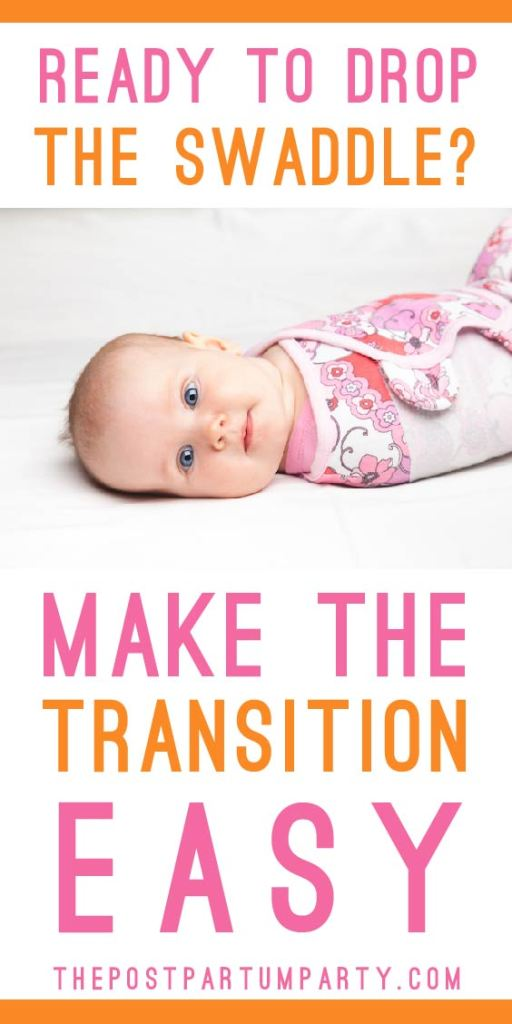 When to Stop Swaddling Baby & How to Transition