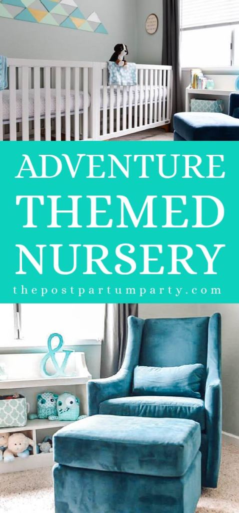 Instill a love for travel, the outdoors, and adventure with an adventure theme nursery. Perfect for a baby girl or little boys room. This gender gender neutral theme is full of big adventure for your tiny babe! Lots of DIY projects and wall decor that you can make!
