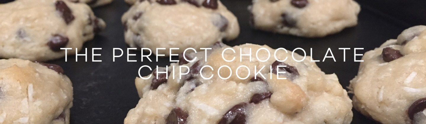 The 'Perfect' Chocolate Chip Cookie