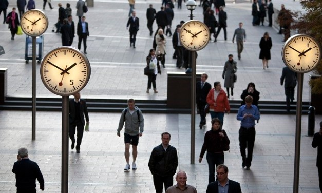 Why the 9-5 Work Week Must Change