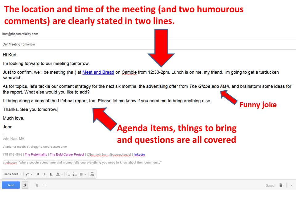 Write Effective Emails And Get Answers Fast - thespruce