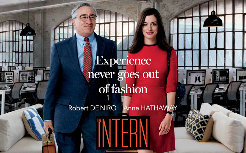 Six Lifelong Learning Lessons from The Intern Movie