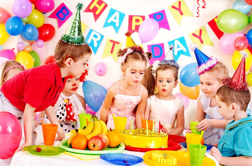 Four tips (from around the world) for taking a child's birthday party to the next level