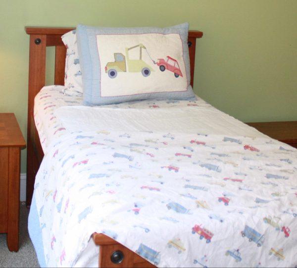 Wet-Stop waterproof mattress pads