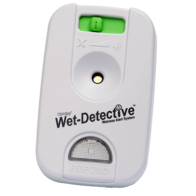 Wet-Detective bed pad alarm system - alarm unit only