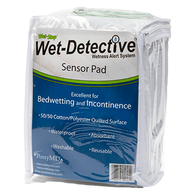 Wet-Detective sensor pad in package