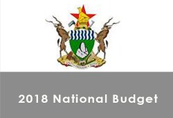 2018 National Budget