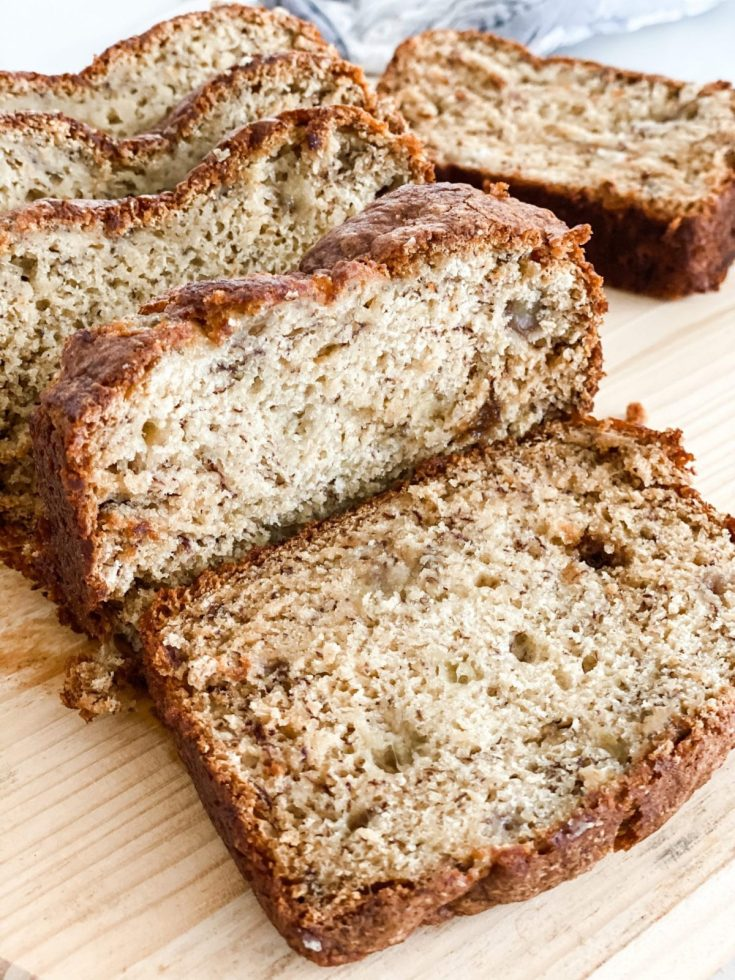 Skinny Banana Bread or Muffins