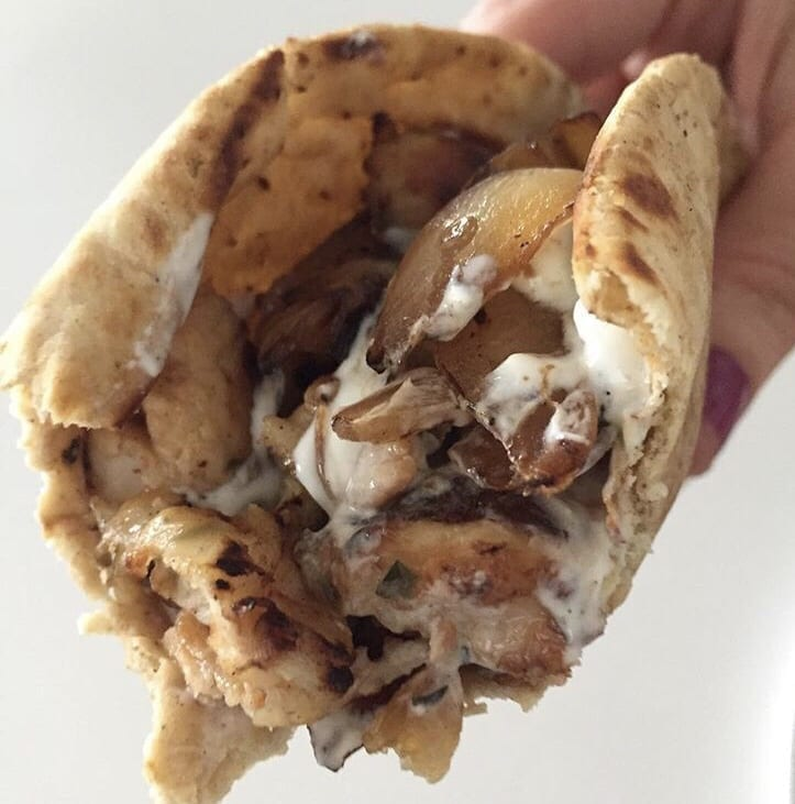 One Point Chicken Gyro