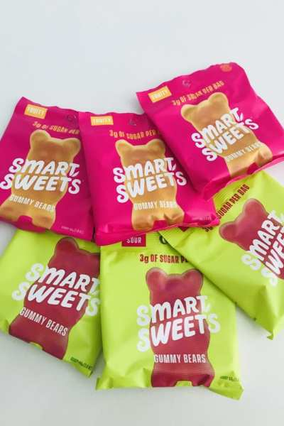 Free Shipping on Smart Sweets Gummy Bears