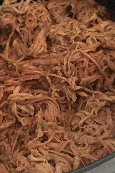 Mexican Sweet Pulled Pork