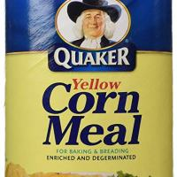 Quaker Corn Meal, Yellow,
