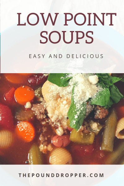 Quick and Easy Low Point WW Soups