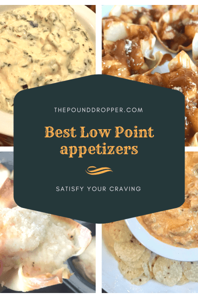 Easy and Delicious Low Point WW Appetizers