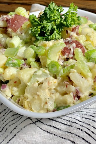 Skinny Potato Salad