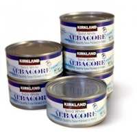 Kirkland Signature Solid White Albacore Tuna