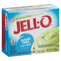 JELLO Pistachio Instant Pudding & Pie Filling Mix