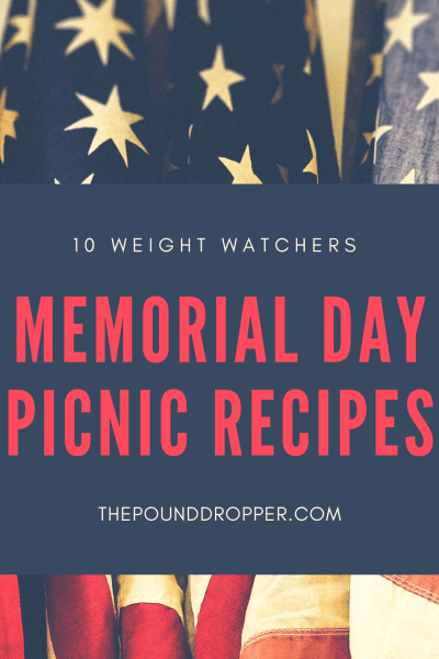 WW Memorial Day Picnic Recipes