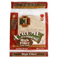 Ole Mexican High Fiber Low Carb Flour Tortillas