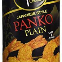 4C Panko Bread Crumbs Plain, 8 oz