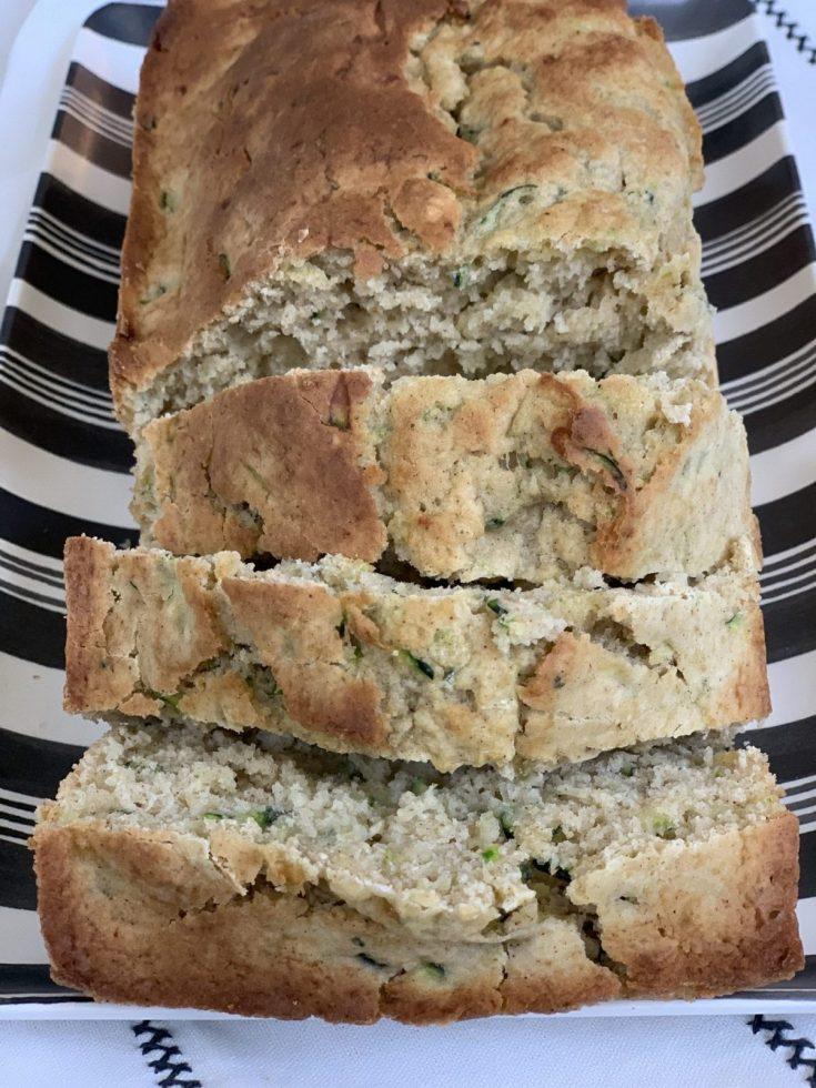 Skinny Zucchini Bread or Muffins