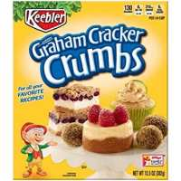 13.5 oz. Box Keebler Graham Cracker Crumbs