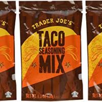 Trader Joe's Taco Seasoning Mix - 3 Pack