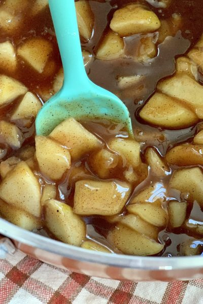 Zero Point Cinnamon Apple Pie Filling