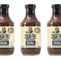 G Hughes Sugar Free Original BBQ Sauce