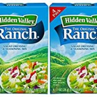 Hidden Valley Original Ranch Seasoning and Salad Dressing Mix